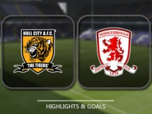 Hull City 4:2 Middlesbrough