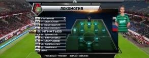 Lokomotiw Moskwa 1:0 FC Ufa