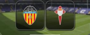 Valencia CF 3:2 Celta Vigo