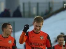 Urał Jekaterynburg 2:1 Rubin Kazan