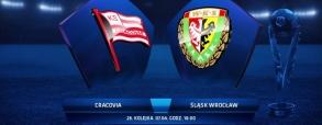Cracovia Kraków 1:0 Śląsk Wrocław