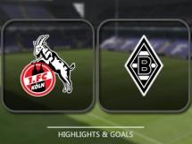 FC Koln 2:3 Borussia Monchengladbach