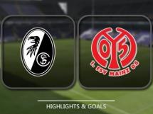 Freiburg 1:0 FSV Mainz 05