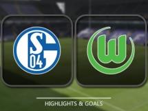 Schalke 04 4:1 VfL Wolfsburg
