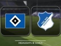 Hamburger SV 2:1 Hoffenheim