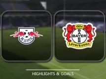 RB Lipsk 1:0 Bayer Leverkusen