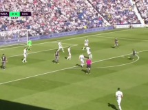 West Bromwich Albion 0:1 Southampton