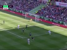 Stoke City 1:2 Liverpool