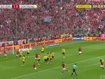 Lewandowski już strzela z Borussią! Co za start Bawarczyków!