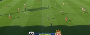 Angers 0:1 AS Monaco