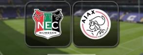 NEC Nijmegen 1:5 Ajax Amsterdam