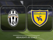 Juventus Turyn 2:0 Chievo Verona