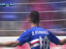 Sampdoria 2:2 Fiorentina