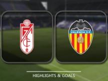Granada CF 1:3 Valencia CF