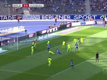 Hertha Berlin 2:0 Augsburg