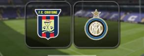 Crotone 2:1 Inter Mediolan
