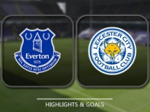 Everton 4:2 Leicester City