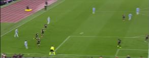 Lazio Rzym 0:3 Napoli