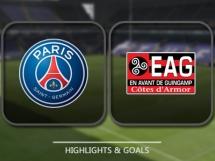 PSG 4:0 Guingamp