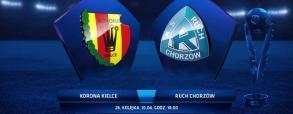 Korona Kielce 1:0 Ruch Chorzów