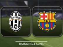 Juventus Turyn 3:0 FC Barcelona