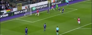 Anderlecht 1:1 Manchester United