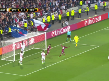 Olympique Lyon 2:1 Besiktas Stambuł