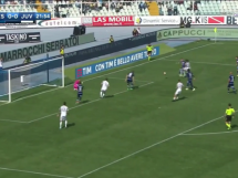 Pescara 0:2 Juventus Turyn