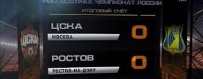 CSKA Moskwa 0:0 FK Rostov