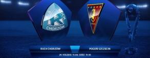 Ruch Chorzów 1:2 Pogoń Szczecin