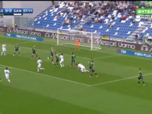 Sassuolo 2:1 Sampdoria