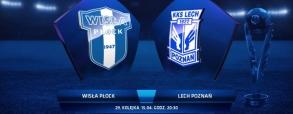 Wisła Płock 0:3 Lech Poznań