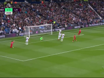 West Bromwich Albion 0:1 Liverpool