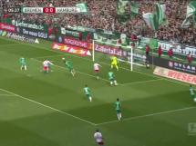 Werder Brema 2:1 Hamburger SV