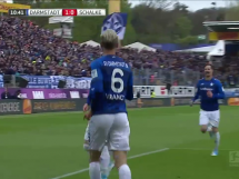 SV Darmstadt 2:1 Schalke 04