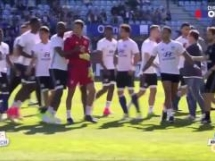 Kibice Bastii zaatakowali piłkarzy Lyonu