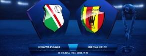 Legia Warszawa 0:0 Korona Kielce