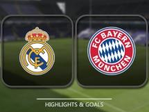 Real Madryt 4:2 Bayern Monachium