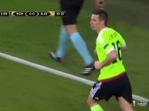Schalke 04 3:1 Ajax Amsterdam