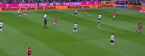 Bayern Monachium 2:2 FSV Mainz 05