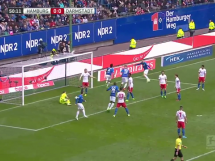 Hamburger SV 1:2 SV Darmstadt