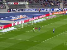 Hertha Berlin 1:0 VfL Wolfsburg