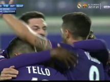 Fiorentina 5:4 Inter Mediolan
