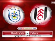 Huddersfield 1:4 Fulham