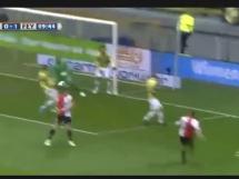 Vitesse 0:2 Feyenoord