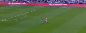 Arsenal Londyn 2:1 Manchester City