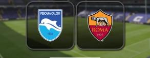 Pescara 1:4 AS Roma