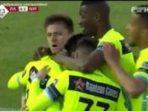 SV Zulte-Waregem 0:2 Gent