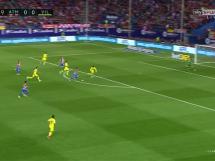 Atletico Madryt 0:1 Villarreal CF