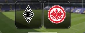 Borussia Monchengladbach 1:1 (7:8) Eintracht Frankfurt